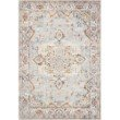 "Loloi Clara CLA-03 Transitional Power Loomed 11' 6"" x 15' Rectangle Rug in Grey and Ivory (CLARCLA-03GYIVB6F0)"