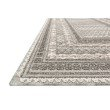 """Loloi Cole COL-03 Indoor/Outdoor Power Loomed 9' 6"""" x 12' 8"""" Rectangle Rug in Grey and Multi (COLECOL-03GYML96C8)"""
