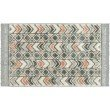 """Loloi Echo XE-03 Contemporary Hand Tufted Rectangle Rug 7' 9"""" x 9' 9"""" in Slate and Multi (ECHOXE-03SLML7999)"""