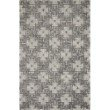 "Loloi Ehren EHR-01 Contemporary Hand Tufted 2' 3"" x 3' 9"" Rectangle Rug in Charcoal and Fog (EHREEHR-01CCFG2339)"
