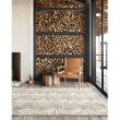 """Loloi Ehren EHR-04 Contemporary Hand Tufted 2' 3"""" x 3' 9"""" Rectangle Rug in Oatmeal and Ivory (EHREEHR-04OTIV2339)"""