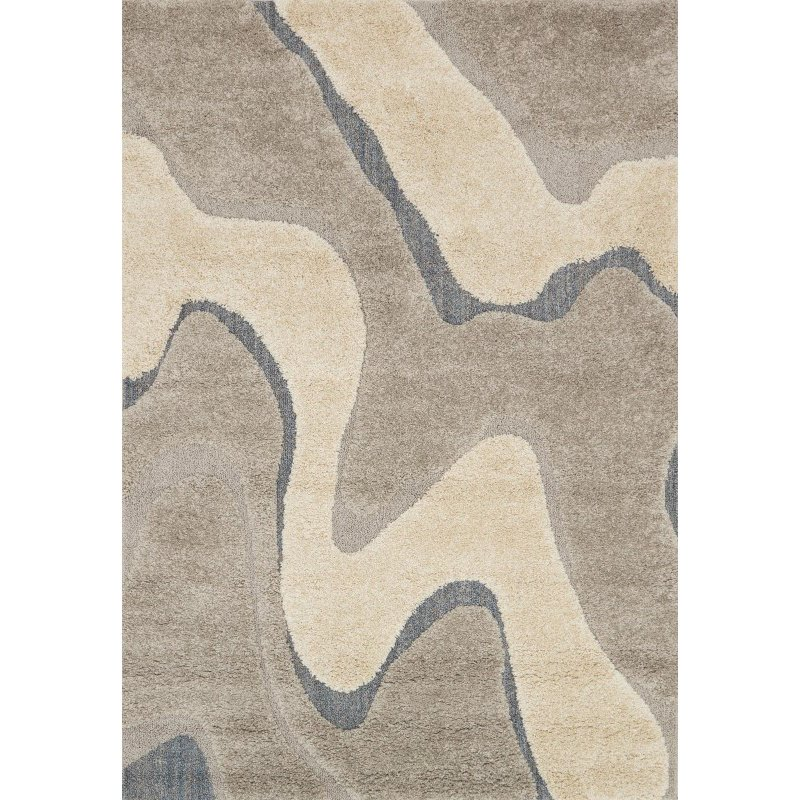 "Loloi Enchant EN-06 2' 3"" x 12' Runner Rug in Grey and Multi (ENCOEN-06GYML23C0)"