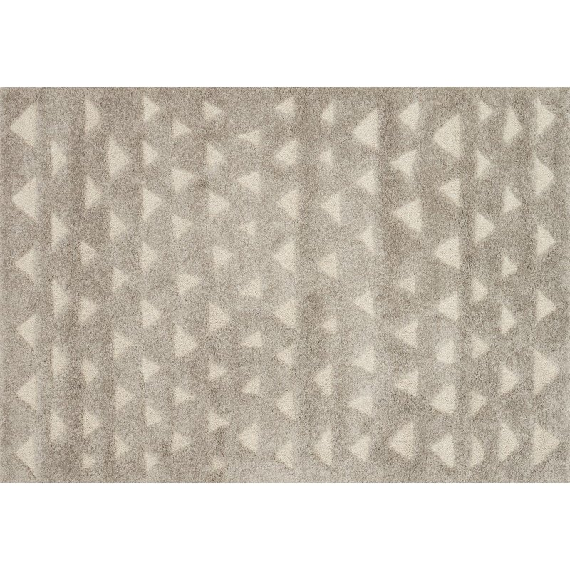 "Loloi Enchant EN-34 2' 3"" x 12' Runner Rug in Grey and Sand (ENCOEN-34GYSA23C0)"
