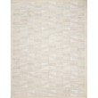 "Loloi Evelina EVE-01 Contemporary Hand Woven 5' x 7' 6"" Rectangle Rug in Natural (EVELEVE-01NA005076)"