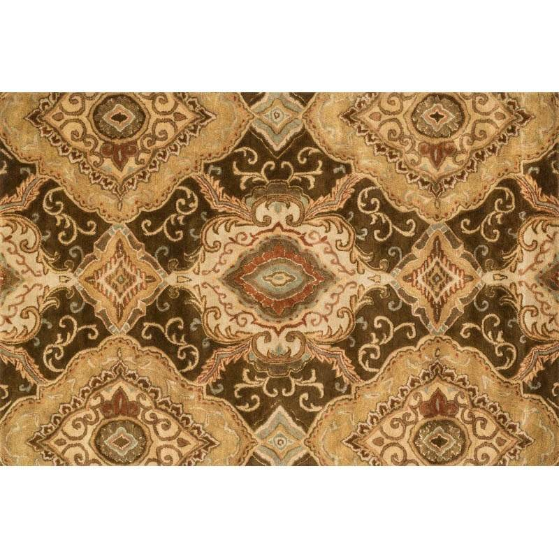 "Loloi Fulton FT04 Rug 7' 10"" x 11' Lt. Brown Rectangle"