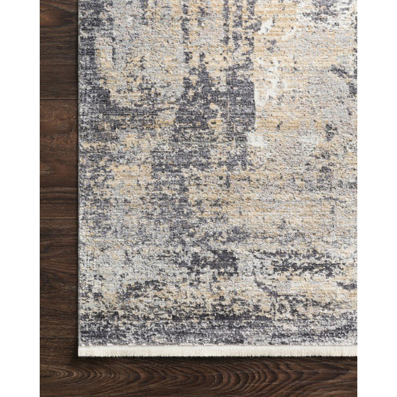 "Loloi Gemma GEM-03 Traditional Power Loomed 5' x 7' 3"" Rectangle Rug in Neutral (GEMAGEM-03NE005073)"
