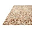 """Loloi Harlow HLO-01 Contemporary Hand Tufted 5' x 7' 6"""" Rectangle Rug in Rust and Charcoal (HLOWHLO-01RUCC5076)"""