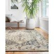 """Loloi II Beatty BEA-01 9' 3"""" x 13' Rectangle Rug in Lt. Blue and Blue (BEATBEA-01LBBB93D0)"""
