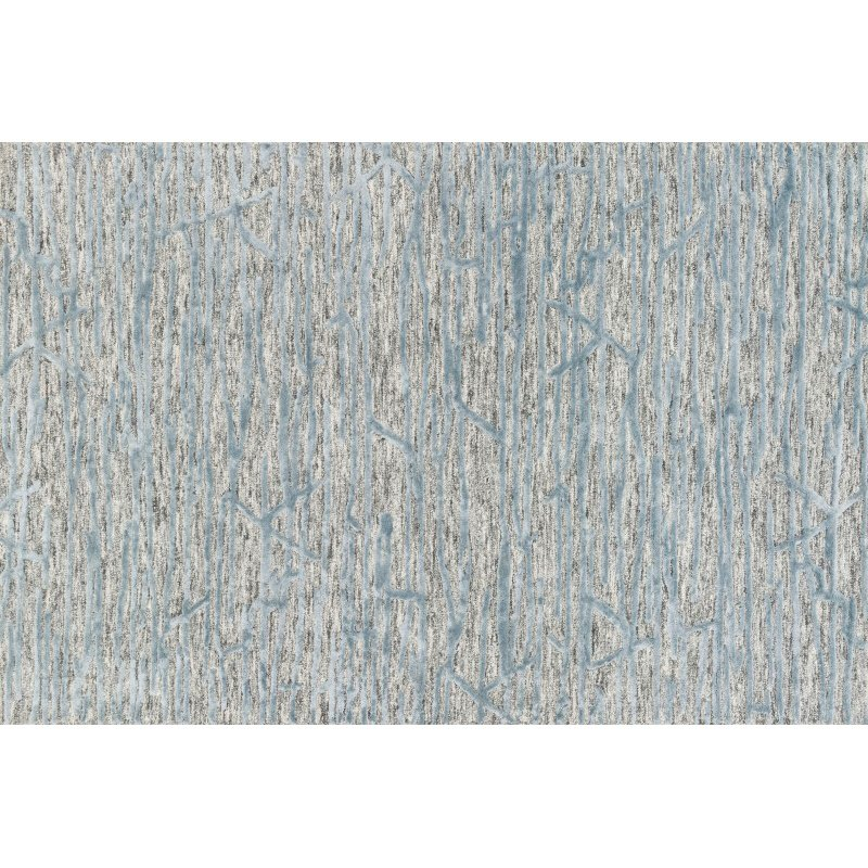 """Loloi Juneau JY-07 Contemporary Rectangle Rug 7' 9"""" x 9' 9"""" in Grey and Blue (JUNEJY-07GYBB7999)"""