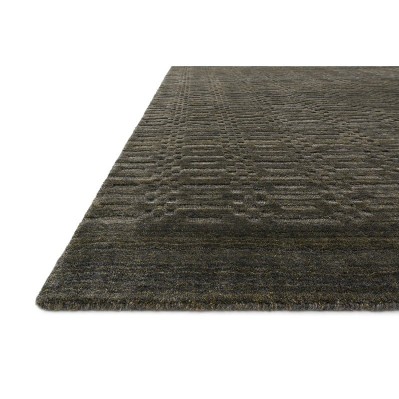 "Loloi Lennon LEN-01 Contemporary Hand Loomed 11' 6"" x 15' Rectangle Rug in Tobacco (LENNLEN-01TO00B6F0)"