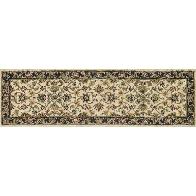 "Loloi Maple MP04 Rug 2' 3"" x 8' Beige Runner"