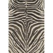 "Loloi Masai MAS-01 Contemporary Hooked 7' 9"" x 9' 9"" Rectangle Rug in Java and Ivory (MASAMAS-01JVIV7999)"