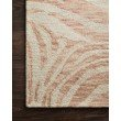 "Loloi Masai MAS-01 Contemporary Hooked 9' 3"" x 13' Rectangle Rug in Blush and Ivory (MASAMAS-01BHIV93D0)"