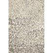 "Loloi Masai MAS-02 Contemporary Hooked 1' 6"" x 1' 6"" Sample Square Rug in Grey and Ivory (MASAMAS-02GYIV160S)"