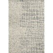 "Loloi Masai MAS-03 Contemporary Hooked 9' 3"" x 13' Rectangle Rug in Silver Grey and Ivory (MASAMAS-03SYIV93D0)"