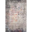 Loloi Medusa MED-02 Contemporary Power Loomed 12' x 15' Rectangle Rug in Granite and Multi (MEDUMED-02GNMLC0F0)