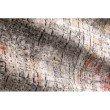 """Loloi Medusa MED-07 Contemporary Power Loomed 2' 4"""" x 8' Runner Rug in Graphite and Sunset (MEDUMED-07GTSS2480)"""