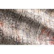 "Loloi Medusa MED-07 Contemporary Power Loomed 3' 11"" x 5' 7"" Rectangle Rug in Graphite and Sunset (MEDUMED-07GTSS3B57)"