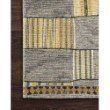 """Loloi Mika MIK-10 Indoor/Outdoor Power Loomed 7' 10"""" x 11' 2"""" Rectangle Rug in Granite and Multi (MIKAMIK-10GNML7AB2)"""