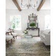 """Loloi Millennium MV-04 2' 8"""" x 13' Runner Rug in Taupe and Ivory (MILLMV-04TAIV28D0)"""