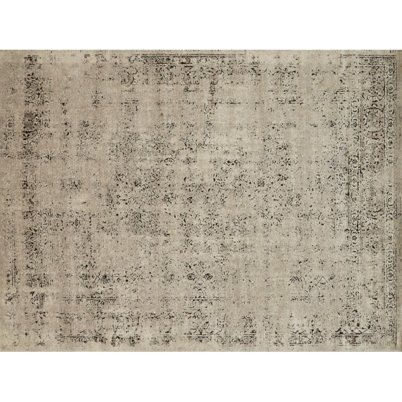 Loloi Millennium MV-06 12' x 15' Rectangle Rug in Stone and Charcoal (MILLMV-06SNCCC0F0)