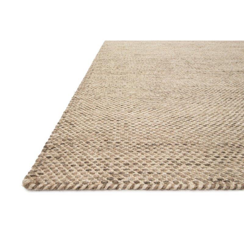 "Loloi Oakwood OK-01 Rug 7' 10"" x 11' Wheat Rectangle"