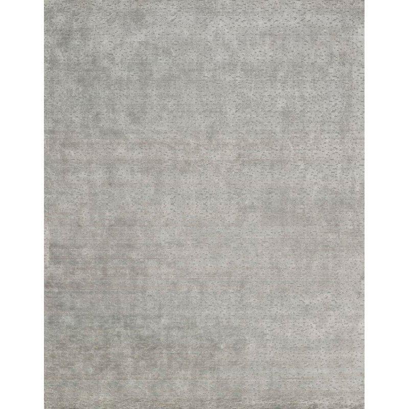 Loloi Ollie OLI-01 Transitional Hand Loomed 2' x 3' Rectangle Rug in Grey (OLLIOLI-01GY002030)