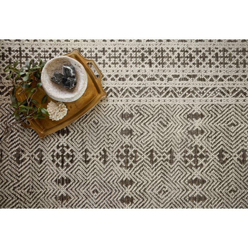 Loloi Origin OI-01 10' x 14' Rectangle Rug in Grey and Ivory (ORIGOI-01GYIVA0E0)