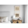"""Loloi P0888 13"""" x 21"""" Rectangle Pillow Cover Only in Beige (P110P0888BE00PIL5)"""