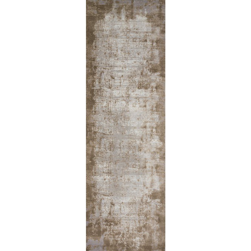 "Loloi Patina PJ-01 2' 7"" x 8' Runner Rug in Wheat and Grey (PATIPJ-01WTGY2780)"