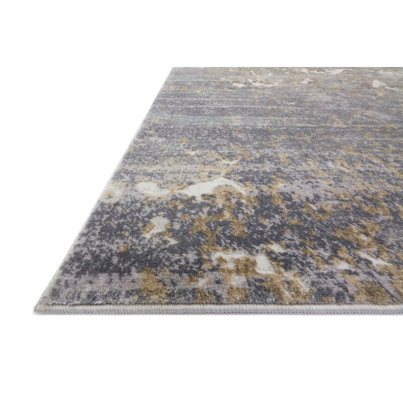 "Loloi Patina PJ-02 7' 10"" x 10' 10"" Rectangle Rug in Granite and Stone (PATIPJ-02GNSN7AAA)"
