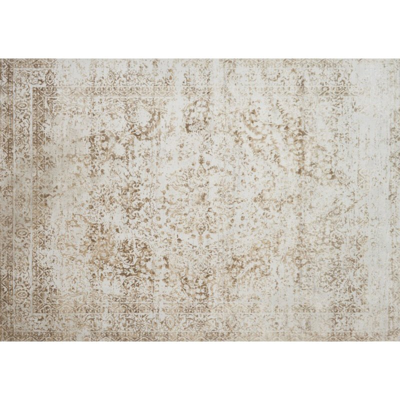 """Loloi Patina PJ-03 7' 10"""" x 7' 10"""" Round Rug in Champagne and Lt. Grey (PATIPJ-03CHLC7A0R)"""