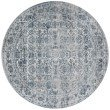 """Loloi Patina PJ-06 5' 3"""" Round Rug in Sky and Stone (PATIPJ-06SCSN530R)"""