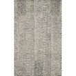 "Loloi Peregrine PER-06 Contemporary Hand Tufted 5' x 7' 6"" Rectangle Rug in Charcoal (PEREPER-06CC005076)"