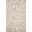 "Loloi Peregrine PER-07 Contemporary Hand Tufted 1' 6"" x 1' 6"" Sample Square Rug in Blush (PEREPER-07BH00160S)"