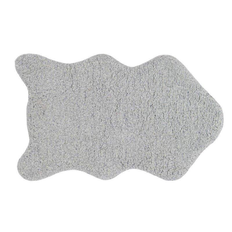 """Loloi Phoebe HPH01 2' 3"""" x 3' 9"""" Rectangle Rug in Grey Mist (PHOBHPH01GW002339)"""