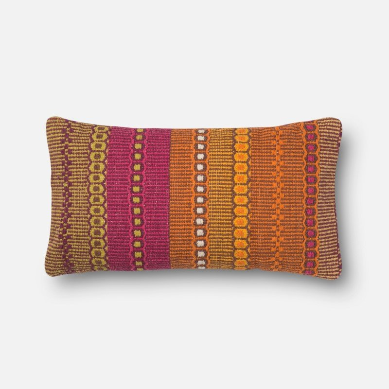 """Loloi Poly Set Collection URO02 Pillow 1' x 1' 10"""" Cover with Poly in Melbourne"""