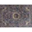 """Loloi Porcia PB-01 7' 10"""" x 7' 10"""" Round Rug in Blue (PORCPB-01BBBB7A0R)"""