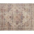 Loloi Porcia PB-05 12' x 15' Rectangle Rug in Ivory and Red (PORCPB-05IVREC0F0)