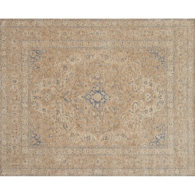 "Loloi Porcia PB-07 2' x 3' 4"" Rectangle Rug in Beige (PORCPB-07BEBE2034)"