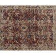 """Loloi Porcia PB-08 2' 8"""" x 8' Runner Rug in Red and Beige (PORCPB-08REBE2880)"""