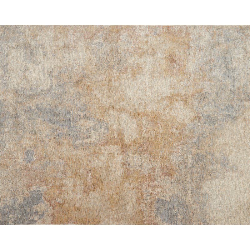 """Loloi Porcia PB-11 6' 7"""" x 9' 4"""" Rectangle Rug in Beige and Multi (PORCPB-11BEML6794)"""