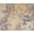 """Loloi Porcia PB-12 2' 8"""" x 8' Runner Rug in Beige and Berry (PORCPB-12BEBY2880)"""
