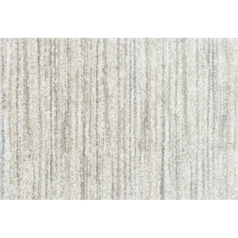"Loloi Quincy QC-05 Shags Rectangle Rug 5' 3"" x 7' 6"" in Sand (QNCYQC-05SA005376)"