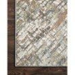 """Loloi Reid RED-01 Contemporary Power Loomed 7' 10"""" x 10' 10"""" Rectangle Rug in Morning Mist (REIDRED-01MM007AAA)"""