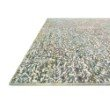 """Loloi Reid RED-03 Contemporary Power Loomed 3' 7"""" x 5' 7"""" Rectangle Rug in Sea (REIDRED-03SU003757)"""