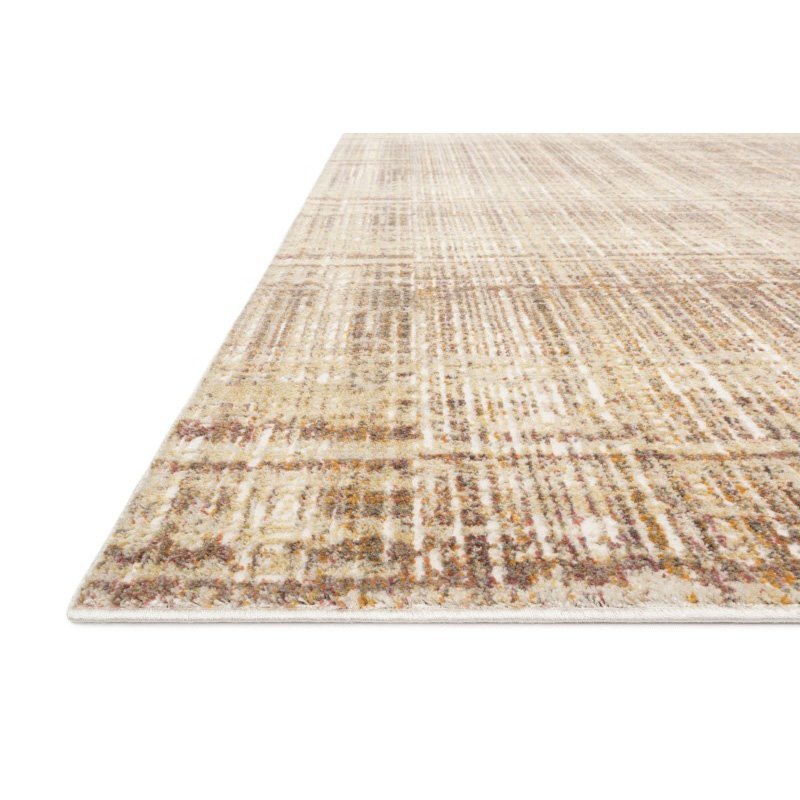 """Loloi Reid RED-04 Contemporary Power Loomed 11' 6"""" x 15' Rectangle Rug in Rust (REIDRED-04RU00B6F0)"""