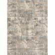 "Loloi Reid RED-05 Contemporary Power Loomed 2' 7"" x 8' Runner Rug in Pewter (REIDRED-05PW002780)"
