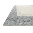 """Loloi Rosina ROI-01 Contemporary Hand Tufted 11' 6"""" x 15' Rectangle Rug in Grey and Blue (ROSIROI-01GYBBB6F0)"""
