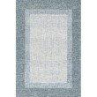 """Loloi Rosina ROI-01 Contemporary Hand Tufted 7' 9"""" x 9' 9"""" Rectangle Rug in Aqua (ROSIROI-01AQ007999)"""